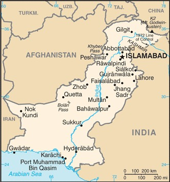 Pakistan_mappa